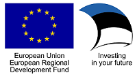 European Regional Development Fund logo